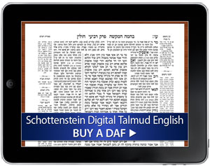 Schottenstein Digital Talmud English Buy a Daf