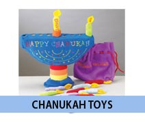 Chanukah Toys and Games