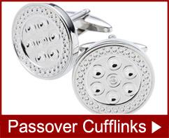 Passover Cufflinks