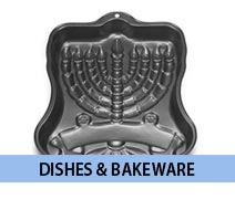 Chanukah Table and Kitchenware