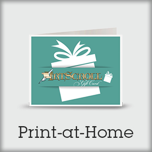 Gift Certificate - Print At Home