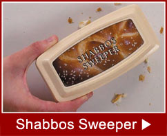 Shabbos Sweeper