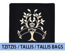 Tzitzis/Tallis/Tallis Bags