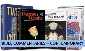 Bible Commentaries -- Contemporary