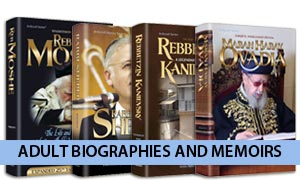 Adult Biographies and Memoirs