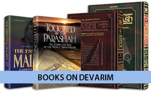Books on Devarim