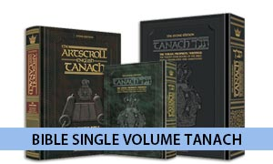 Bible Single Volume Tanach
