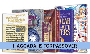 Haggadahs for Passover
