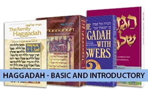 Haggadah - Basic and Introductory