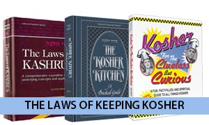 The Laws of Keeping Kosher