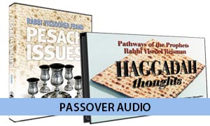 Passover Tapes