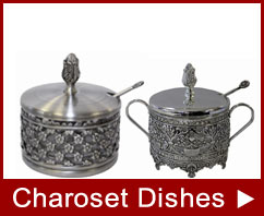 Charoset Dishes