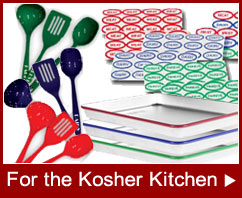 For the Kosher Kitchen
