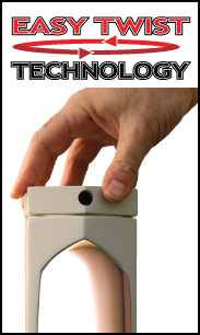 Easy Twist Technology
