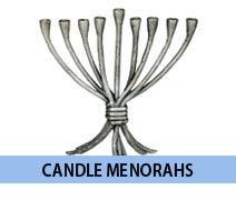 Candle Menorahs