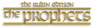 The Rubin Edition of the Prophets